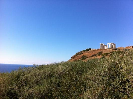 Templo de Poseidon em Cabo Súnion: o pouco que resta da magia de outros tempos