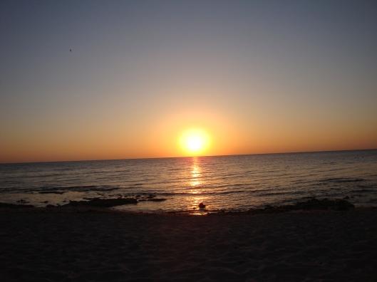 A ilha de Cozumel era considerada sagrada pelos maias (Foto: Priscila Dal Poggetto)