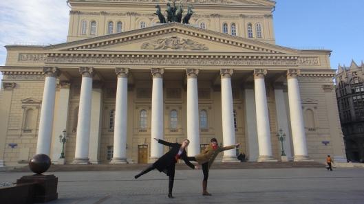 Sem ácido, a gente dança no Bolshoi (Foto: Priscila Dal Poggetto)
