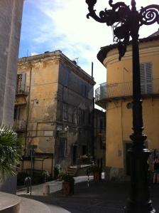 Castel Gandolfo (Foto: Priscila Dal Poggetto)