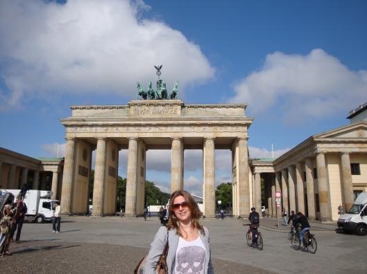 Portão de Brandemburg (Foto: Priscila Dal Poggetto)