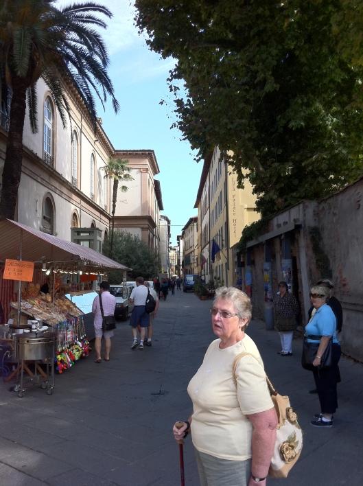 A vida em Lucca (Foto: Priscila Dal Poggetto)
