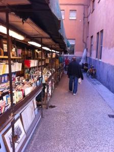 Meu pai e os livros (Foto: Priscila Dal Poggetto)