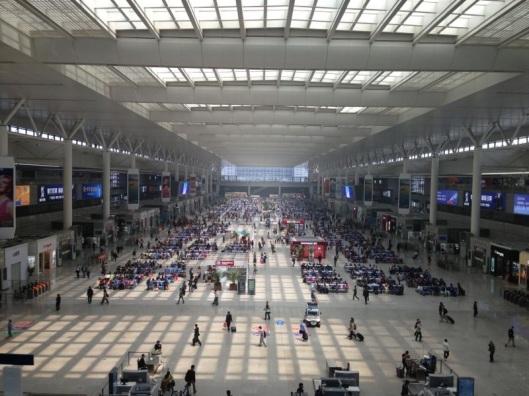 Vida de aeroporto (Foto: Priscila Dal Poggetto)