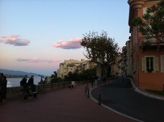 As ruelas de Mônaco (Foto: Priscila Dal Poggetto)