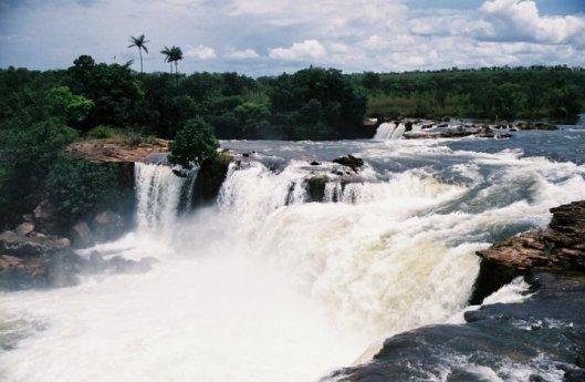 Região do Jalapão é repleta de cachoeiras; chamam-no de deserto pela baixa densidade demográfica (Foto: Priscila Dal Poggetto)