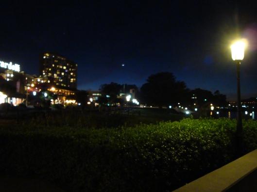 A noite de São Francisco (Foto: Priscila Dal Poggetto)