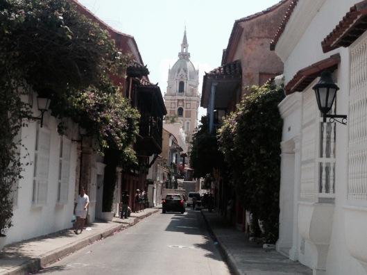 Esta é Cartagena de Indias, parte da alma da colombiana (Foto: Priscila Dal Poggetto)