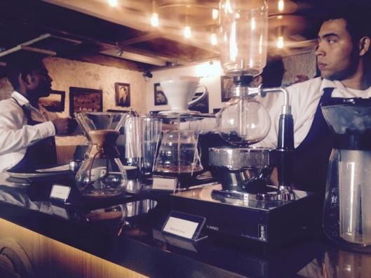Os vários tipos de processo para tirar um bom café na Colômbia