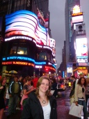 2009-09-12 - NY Times Square, Planet Hollywood, Madame Toussaud (28)