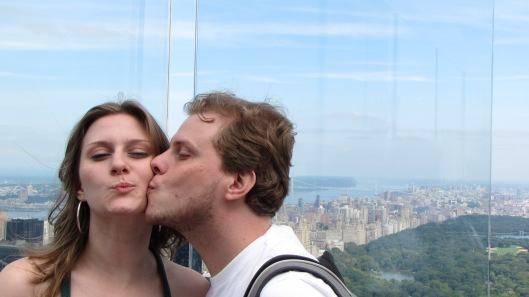 2009-09-15 - Rockefeller, St. Patrick, St. Baptholomew, Central Park. Lincoln Center, Metropolitan (82)
