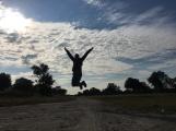 Pri na Reserva Moremi, Botswana