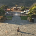 Vista do alto do Monumento Voortrekker
